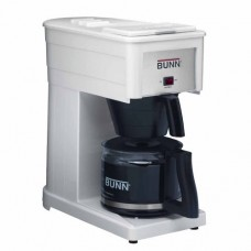 BUNN® GRW Velocity Brew™ 10-Cup Home Brewer, White (BUNN GRW Velocity Brew 10-Cup Home Brewer, White)