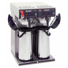 BUNN CWTF Twin-APS Automatic Coffee Brewer with Hot Water Faucet