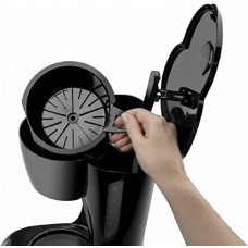 Black & Decker DCM2160B 12-Cup Programmable Coffeemaker, Black