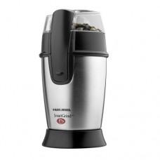 Black & Decker CBG100S Smartgrind Coffee Grinder, Stainless Steel