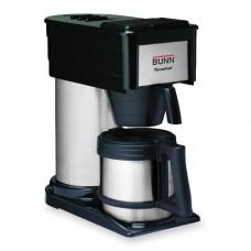 Bunn 900 W Brewer - Silver - 900 W - 10 Cup - Silver