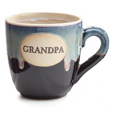 """Grandpa"" Porcelain 16 Oz Coffee Mug with Gift Box"