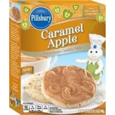 Caramel Apple Cookie Mix
