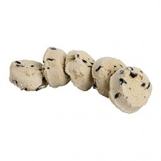 Otis Spunkmeyer Sweet Discovery Chocolate Chip Cookies Dough, 1.33 Ounce - 240 per case.