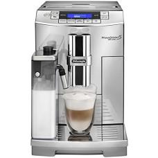 Delonghi Prima Donna Stainless Steel Super Automatic Beverage Machine - Silver