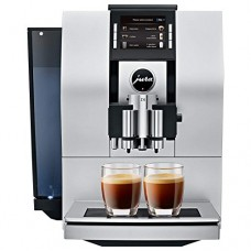 Jura 15093 Automatic Coffee Machine Z6, Aluminum with Automatic Milk Frother