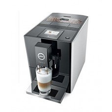 Jura A9 Automatic Coffee Machine, Black