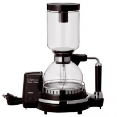TWINBIRD siphon coffee makers dark brown CM-D853BR