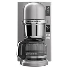 KitchenAid KCM0802CU Pour Over Coffee Brewer, Contour Silver
