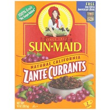 Sun Maid Bag in Box Zante Currants, 10 oz