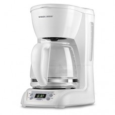 Black & Decker DLX1050W 12-Cup Programmable Coffeemaker -