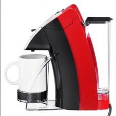Chefman, My Barista Single Serve Coffee Maker, Red
