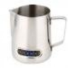 MonkeyJack 600ml Stainless Steel Milk Frothing Pitcher Jug With Integrated Thermometer