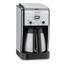 Cuisinart DCC-2750 Extreme Brew 10-Cup Thermal Programmable Coffeemaker - Silver (Certified Refurbished)