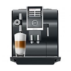 Jura Automatic Impressa Z9 One Touch TFT Coffee Machine + Jura Milk Container, Cartridge and 2 Tiara Cups (Certified Refurbished)