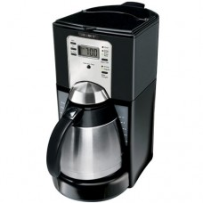 Mr. Coffee FTTX95-1 10-Cup Thermal Coffeemaker, Black