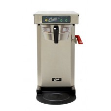 Wilbur Curtis G3 Low Profile Airpot Brewer 2.5L Airpot/Pourpot Single Low Profile Coffee Brewer Stainless Steel Finish - Commercial Airpot Coffee Brewer - TLP12A19 (Each)
