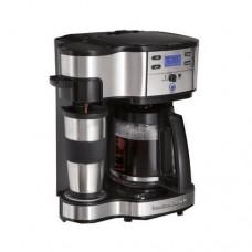 Hamilton Beach Brands 49980Z 2-Way Brewer Coffeemaker - Quantity 2