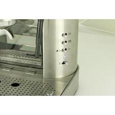 Espressione EM-1020 Espresso Machine, 1.5 L, Stainless Steel